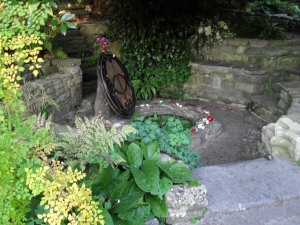 The wonderful Chalice Well